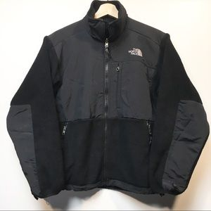 The North Face Black Denali Jacket Sz Sm